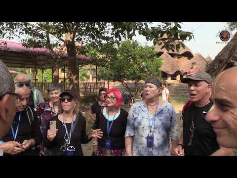 Israeli Tourists Visit Sri Dhama Mayapur In 2019.