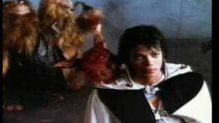 Michael Jackson's Captain EO [HD] - Part one