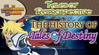 History of Tales of Destiny || Tales of Retrospective