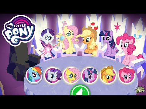 RECOVER the Elements of Harmony! | My Little Pony: Harmony Quest #60 By Budge