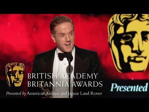 Damian Lewis' Acceptance Speech at the Britannia Awards 2018