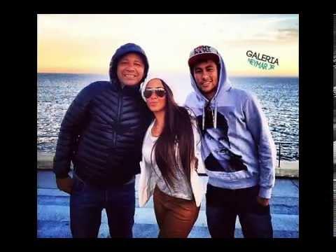 Neymar jr Family 2016 HD - YouTube