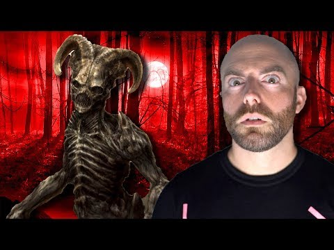 10 Scariest Videos Recorded in the Woods
