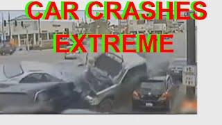 Extreme car crashes - crash in a flash dashcam crashes dash cam crashes - top crash - top crashes