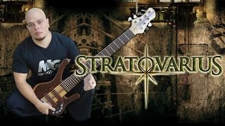 Stratovarius - Forever Free (Bass cover) by Thiago Torres