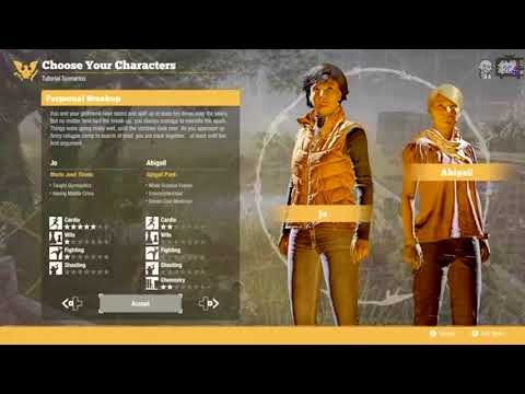 State of Decay 2 | (4K) How To Get The Best Starting Characters
