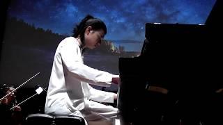 [高清] 霍尊Henry Huo 纽约林肯中心首秀钢琴协奏曲 《幻想即兴曲》Chopin: Fantasie Impromptu, Op. 66