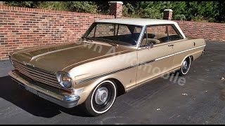 1963 Chevrolet Nova Twin Turbo for sale Old Town Automobile in Maryland