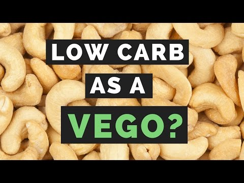 How to Eat Low-Carb for Vegetarians and Vegans