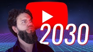Que Deviendra Youtube en 2030 ? (Question Youtubesque)
