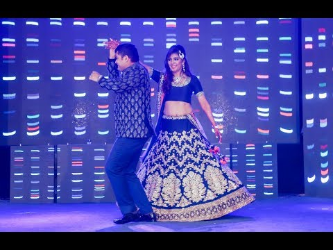 Dance Performance on Nai Jaana by the...