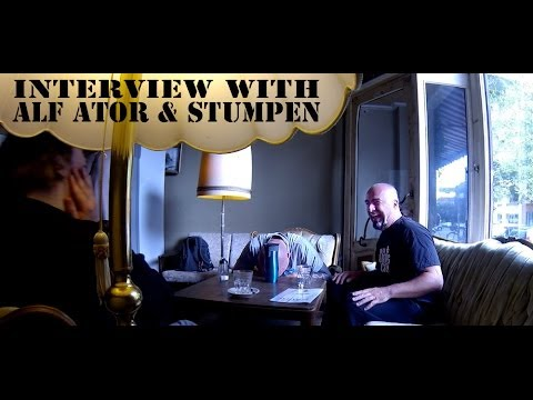 Interview with Alf Ator and Stumpen (Knorkator)