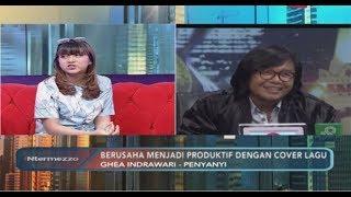 Momen Ari Lasso Tersinggung Dipanggil Om-om oleh Ghea Idol Part 2 - iNtermezzo 18/09
