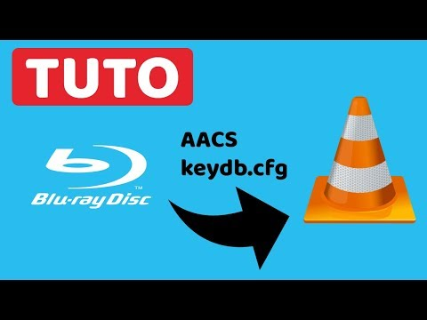 TUTO - Read Blu-ray on your computer with VLC (AACS keydb.cfg)