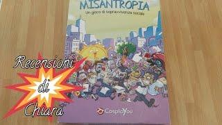 Misantropia