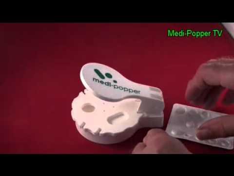 Medi-popper Pill Dispenser 2