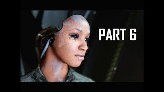 DETROIT BECOME HUMAN Gameplay Walkthrough Part 6 - LUCY (PS4 Pro 4K Let's Play)