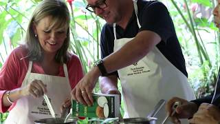 Master Class with Camp Chef Pisan at Four Seasons Tented Camp Golden Triangle