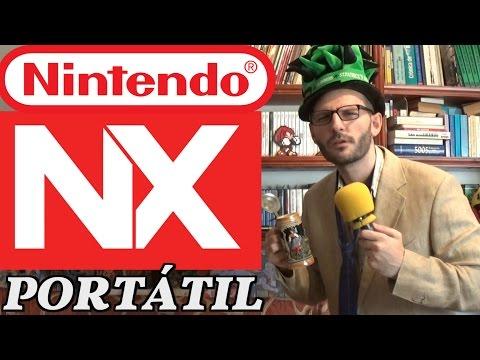 ¡¡¡NINTENDO NX SERÁ UNA CONSOLA PORTÁTIL!!! - Sasel - Noticias - Humor - Opinión - Español