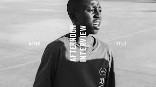 What Youth: Afternoon Interview - Kader Sylla