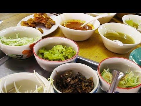 Exploring Thailand: Nakhon Si Thammarat. Restaurants, Street Food & a Seafood Market