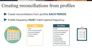 Creating Reconciliations in Reconciliation Compliance video thumbnail