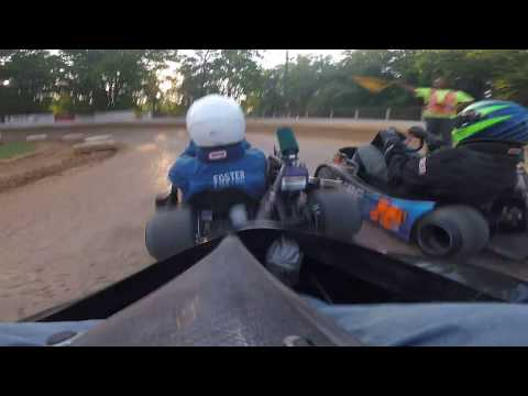 14 July 2018 Heat Shellhammers Speedway Flathead Super Heavy
