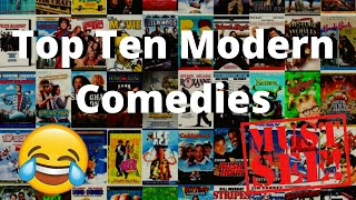 Top 10 Recent Comedies