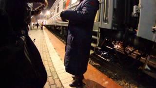 Ростов Главный посадка на поезд