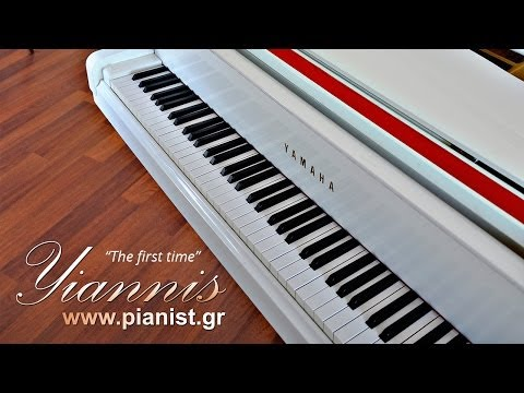 """Yiannis Christodoulou - """"The First Time"""" by Michel Legrand"""
