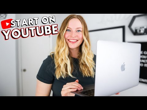 How To START A YOUTUBE CHANNEL In 2020: Beginner's Guide To YouTube & Growing From 0 Subscribers