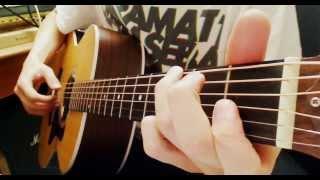 陳綺貞 - 會不會 acoustic guitar cover by xyu