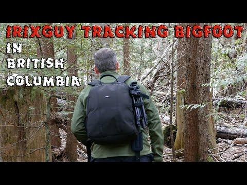 My Second Bigfoot Encounter in British Columbia in 4K