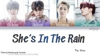 Download THE ROSE (더 로즈) – SHE'S IN THE RAIN (Color Coded Lyrics Eng/Rom/Han/가사)