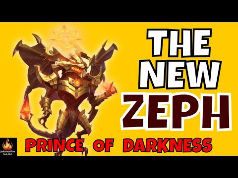 Zephyrica Castle Clash Best Heroes NEW MAX Build