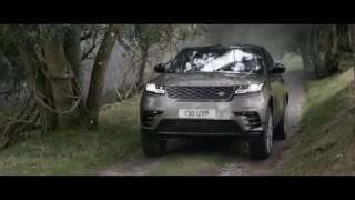 Range Rover Velar 2017 официальное видео