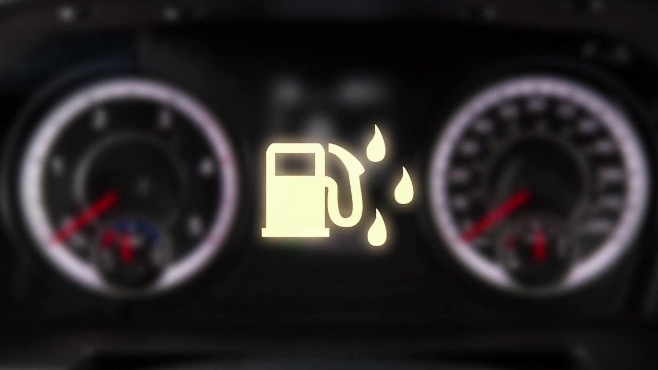 water in fuel warning light indicator for water in diesel fuel on 2018 ram chassis cab [ 1280 x 720 Pixel ]