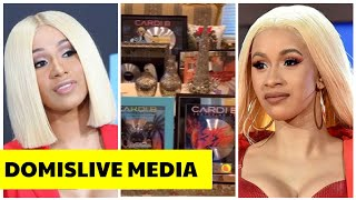 Cardi B Goes OFF On Atlantic Records
