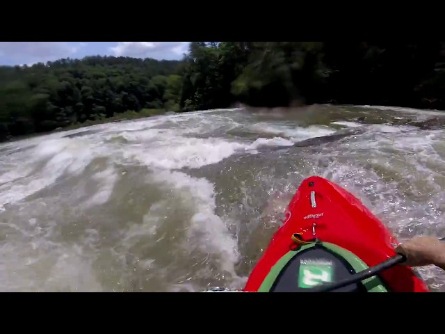 Chattooga Section 4 JK Antix 2.7'