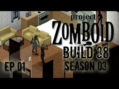 PROJECT ZOMBOID Season 3 | Wanderer | Ep 01  | Let's Play Project Zomboid8
