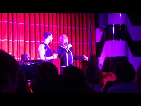 Simply Barbra Live duet with Peter Caulfield