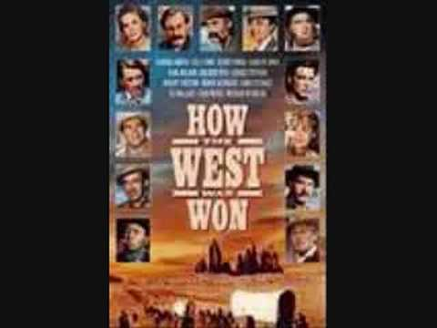 Great Western Movie Themes How The West Was Won