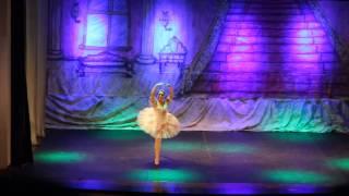 Aurora 1st act Variation (Sleeping Beauty)