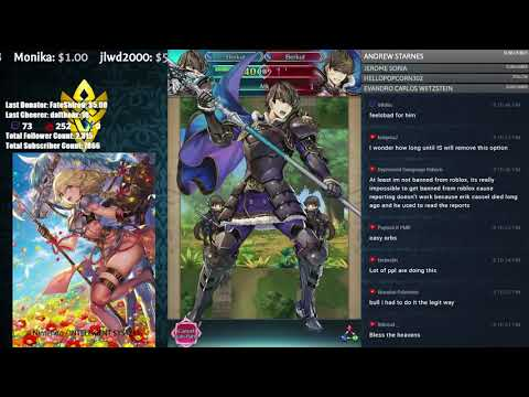 FEH Tier 20 Arena Run and GHB Berkut Quests! | Live Streamed 【Fire Emblem Heroes】
