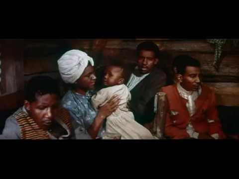 Cпиричуэлс из кинофильма 'Хижина дяди Тома' (1965) в исполнении Джона Киццмиллера - Видео онлайн