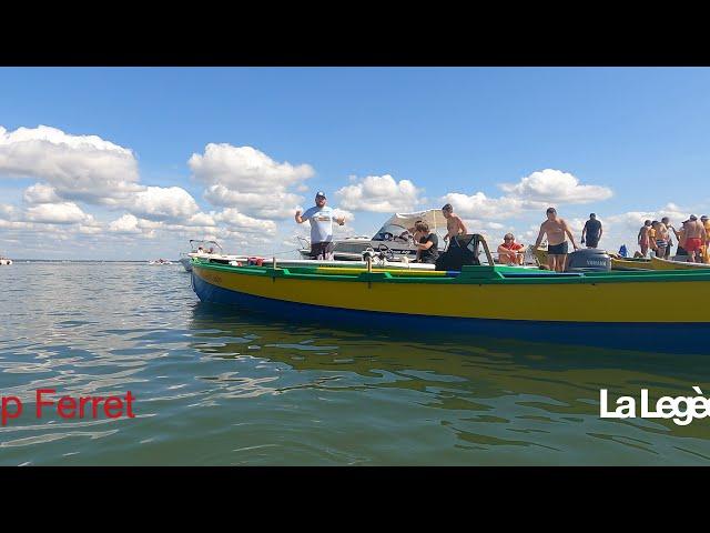 LEGE-CAP FERRET - Concours  des Interviews des Pinasseyres  Bassin d'Arcachon Ep 7 Pinasses à voiles