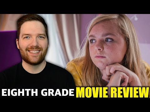 Eighth Grade – Movie Review