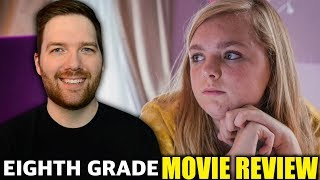Eighth Grade - Movie Review thumbnail