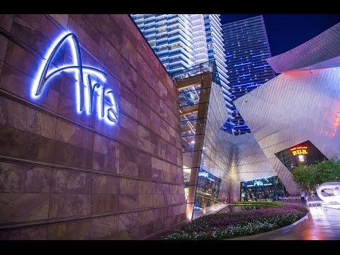 Aria Hotel Corner Suite Las Vegas