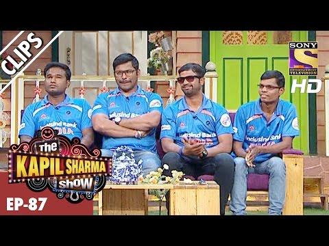 India Blind Cricket Team with Kapil Sharma  – The Kapil Sharma Show - 5th Mar 2017